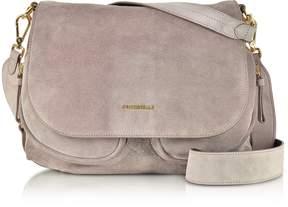 Coccinelle Janine Suede Shoulder Bag