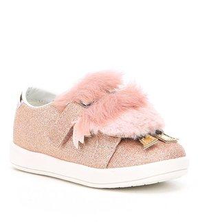 Sam Edelman Girls Liv Pom-Poms Ovee-T Sneakers