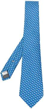 Canali optical print tie
