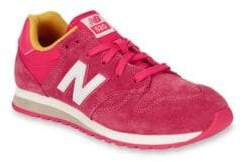 New Balance Girl's 520 V1 Lace-Up Sneakers