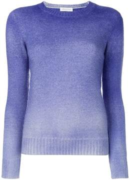 Agnona long sleeved knit top