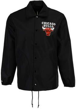 Mitchell & Ness Men's Chicago Bulls Coaches Jacket
