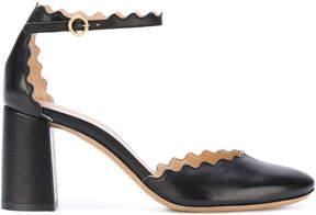 Chloé Lauren ankle strap pumps