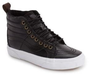 Vans Women's 'Hana Beaman - Sk8-Hi 46 Mte' Water Resistant High Top Sneaker
