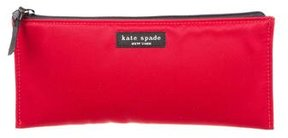 Kate Spade New York Nylon Cosmetic Pouch