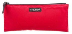 Kate Spade Nylon Cosmetic Pouch
