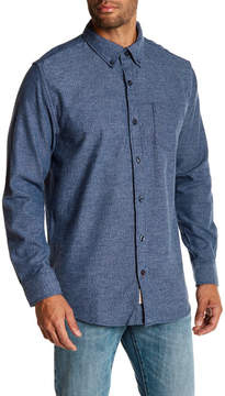 Weatherproof Classic Brushed Denim Regular Fit Shirt