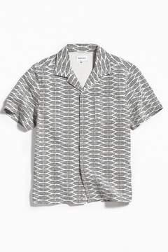 Penfield Callahan Short Sleeve Button-Down Shirt