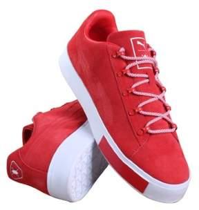 Puma 363266-01 Men X Dp Court Platform High Risk Red
