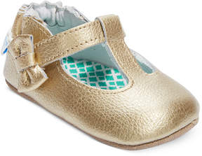 Robeez Glamour Grace Mary-Jane Shoes, Baby Girls (0-4) & Toddler Girls (4.5-10.5)