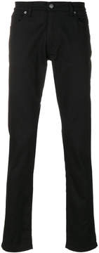 Moschino straight leg trousers