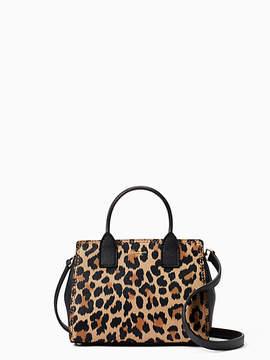Kate Spade Dunne lane leopard-print small lake - LEOPARD - STYLE