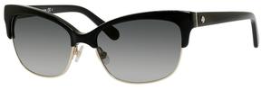 Safilo USA Kate Spade Shira Cat Eye Sunglasses