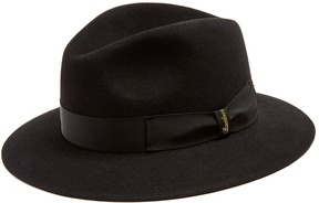 Borsalino Marengo Safari felt hat