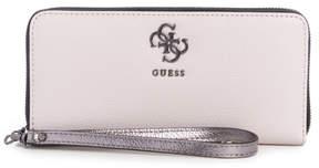 GUESS Digital Zip-Around Wallet