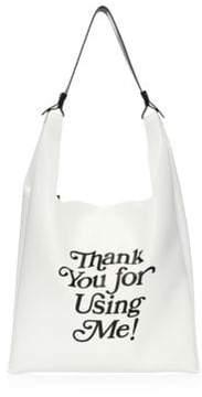 Elizabeth and James Thank You For Using Me Bodega Bag