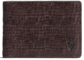 Trask Men's Ryker Super Slim Wallet - Brown