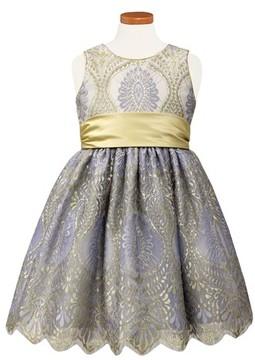Sorbet Girl's Lace Party Dress