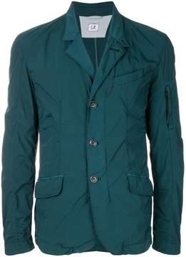 C.P. Company crinkled blazer