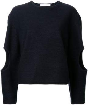 Dion Lee cutout sleeve jumper