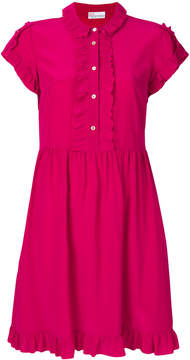 RED Valentino flared shirt dress