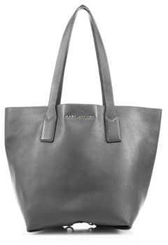 Marc Jacobs Wingman Pebbled Leather Tote