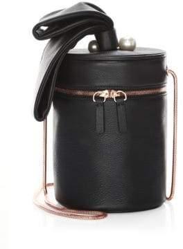 Sophia Webster Bonnie Faux Pearl Cylinder Crossbody Bag