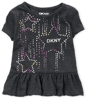DKNY Toddler Girls) Starry Night Tee