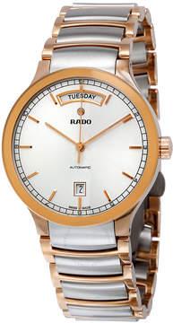 Rado Centrix Day-Date White Dial Men's Watch