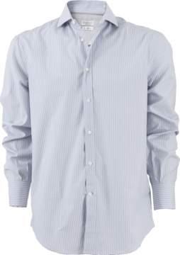 Brunello Cucinelli Button Down Striped Shirt