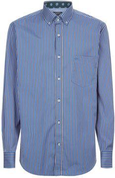 Paul & Shark Thin Stripe Shirt