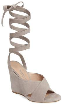 Charles David Quest Wraparound Ankle Tie Sandal
