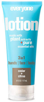 EO Cedar + Citrus Everyone 3-in-1 Lotion Tube by 6oz Lotion)