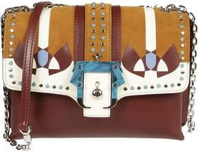 Paula Cademartori Printed Shoulder Bag