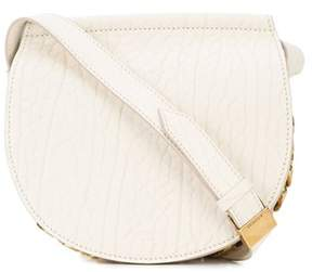 Givenchy Women's White Leather Shoulder Bag.