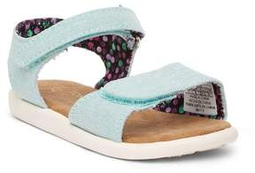 Toms Strappy Sandal (Toddler & Little Kid)