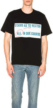 Sacai All in Due Course Tee