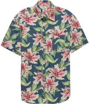 Faherty Tropical Atoll Shirt - Men's