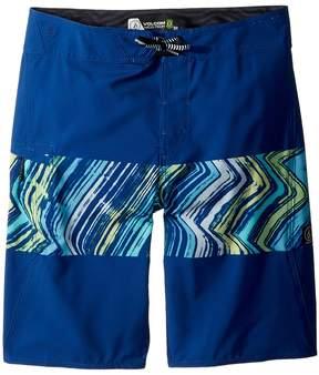 Volcom Macaw Mod Boardshorts Boy's Swimwear