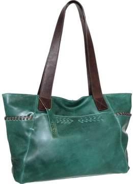 Nino Bossi Halley Leather Tote (Women's)