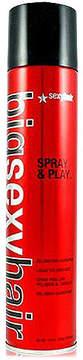 Sexy Hair Big Spray & Play Volumizing Hairspray, 10-oz.