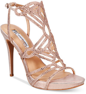 INC International Concepts Women's Surrie Evening Sandals, Created for Macy's Women's Shoes