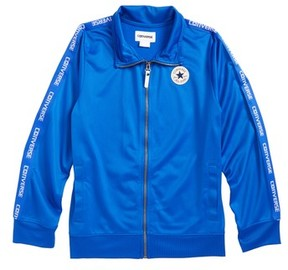 Converse Boy's Logo Warm-Up Jacket