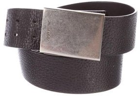 Jil Sander Leather Waist Belt