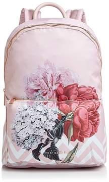 Ted Baker Emise Palace Gardens Nylon Backpack