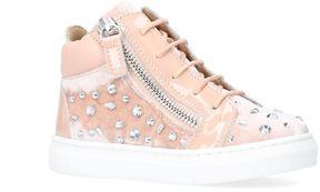 Giuseppe Zanotti Dazzling Junior Sneakers