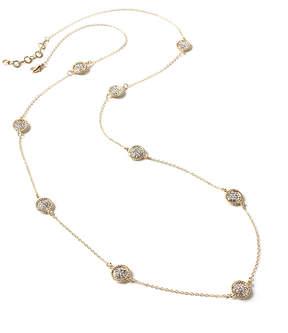 Amrita Singh Austrian Crystal & Goldtone Zara Station Necklace