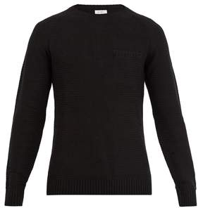 Saturdays NYC Keith cotton-blend sweater