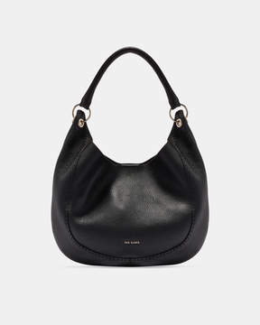 Ted Baker OLLIEAA Knotted handle leather hobo bag