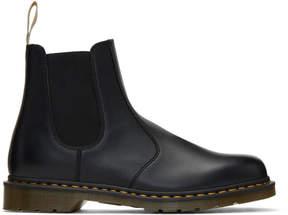 Dr. Martens Black Vegan 2976 Chelsea Boots
